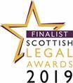 Martin, Johnston & Socha Nominated for Criminal Defence Firm of the Year at Scottish Legal Awards 2019